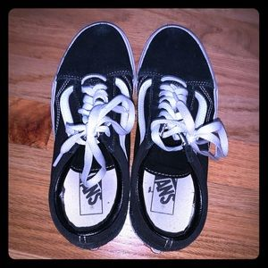 Low top original Vans
